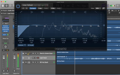 EQ in music production