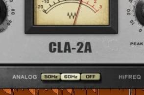 CLA-2A analog noise